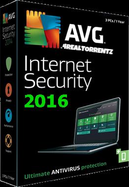 AVG Internet Security 2016 Características