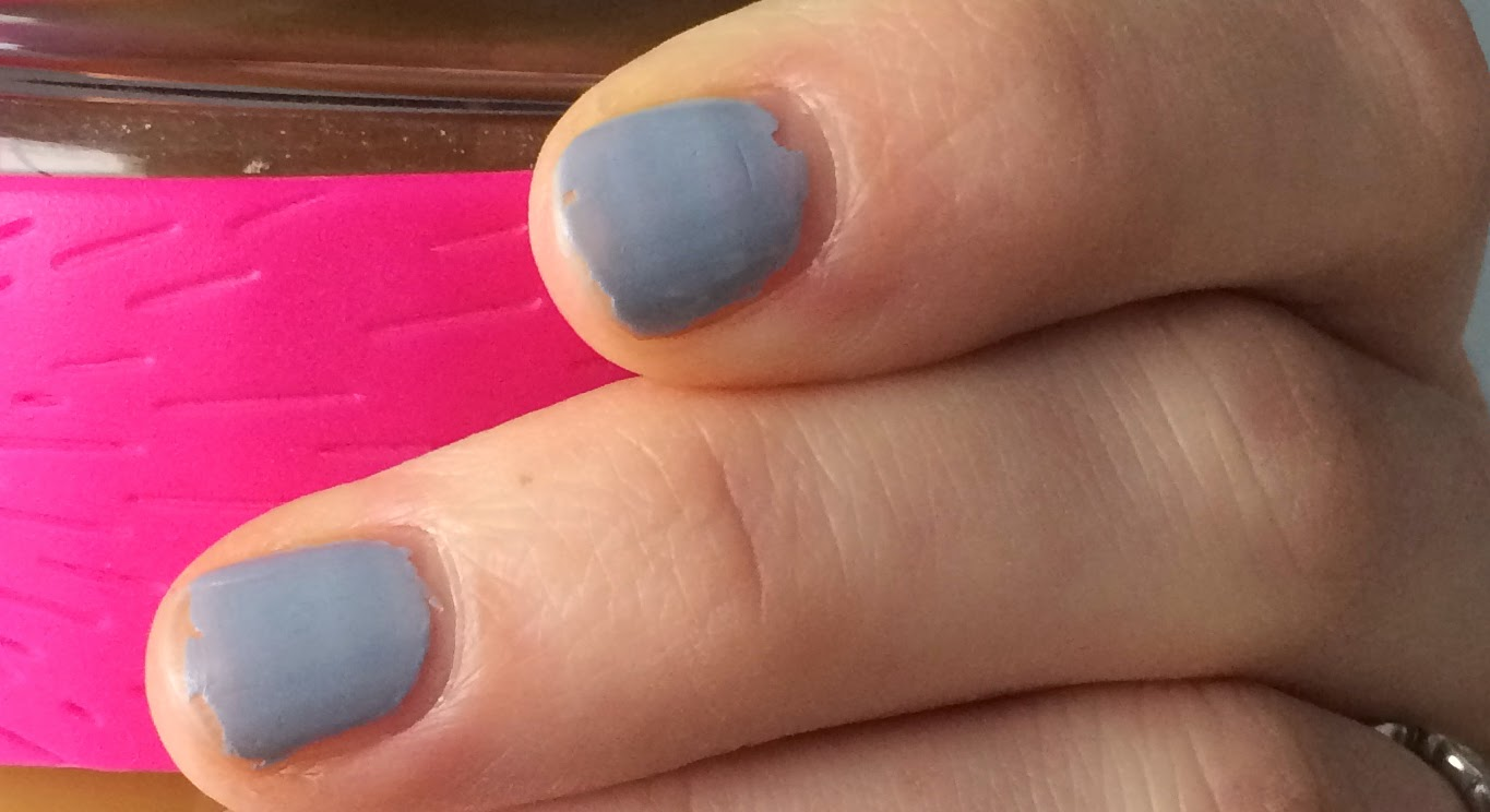 Wednesday Wonder: Sally Hansen Miracle Gel