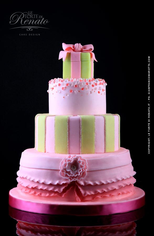 La dea delle torte il pap delle torte renato ardovino for Arte delle torte clementoni