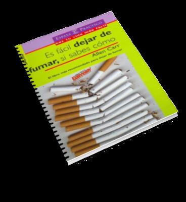 Inventa a él los estímulos y deja a fumar