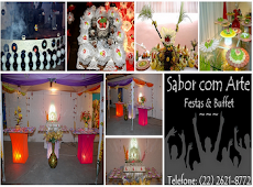 Sabor com Arte Buffet e Festas