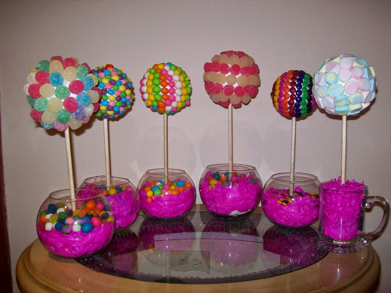 Dulce delirio noviembre 2014 for Decoracion mesas dulces