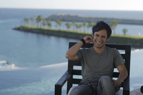 chivas regal Gael García Bernal Drifting and what real friendship is
