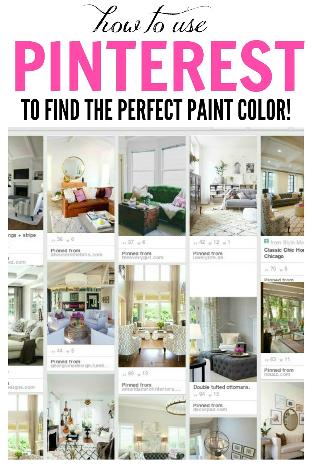 How To Choose A Paint