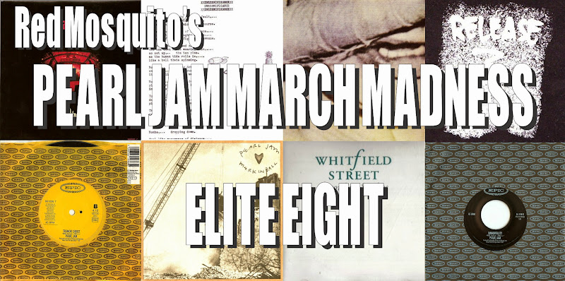 VOTE NOW! Pearl Jam March Madness, Elite Eight