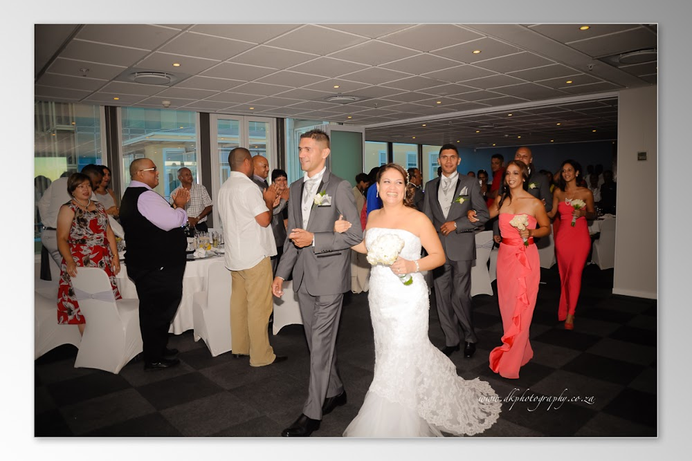 DK Photography Slideshow+DVD-292 Tania & Grant's Wedding in Waterfront | Atlantic Imbizo  Cape Town Wedding photographer