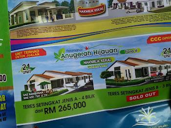 Harga Semasa Rumah di Kuantan Pahang