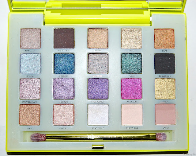 Urban Decay Vice Limited Edition Palette