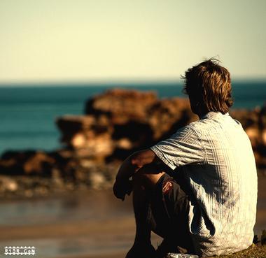 جنون عاشق  - رجل وحيد يحب - رجل حزين - الفراق والبعد