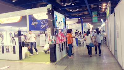 KONAIL FAIR 2013, Korea Nail Fair @Seoul COEX