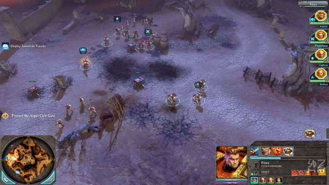 Warhammer 40k Dawn of War 2 PC Games Gameplay