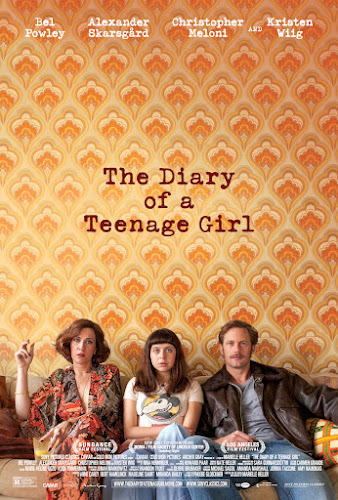 The Diary of a Teenage Girl (BRRip 720p Dual Latino / Ingles) (2015)