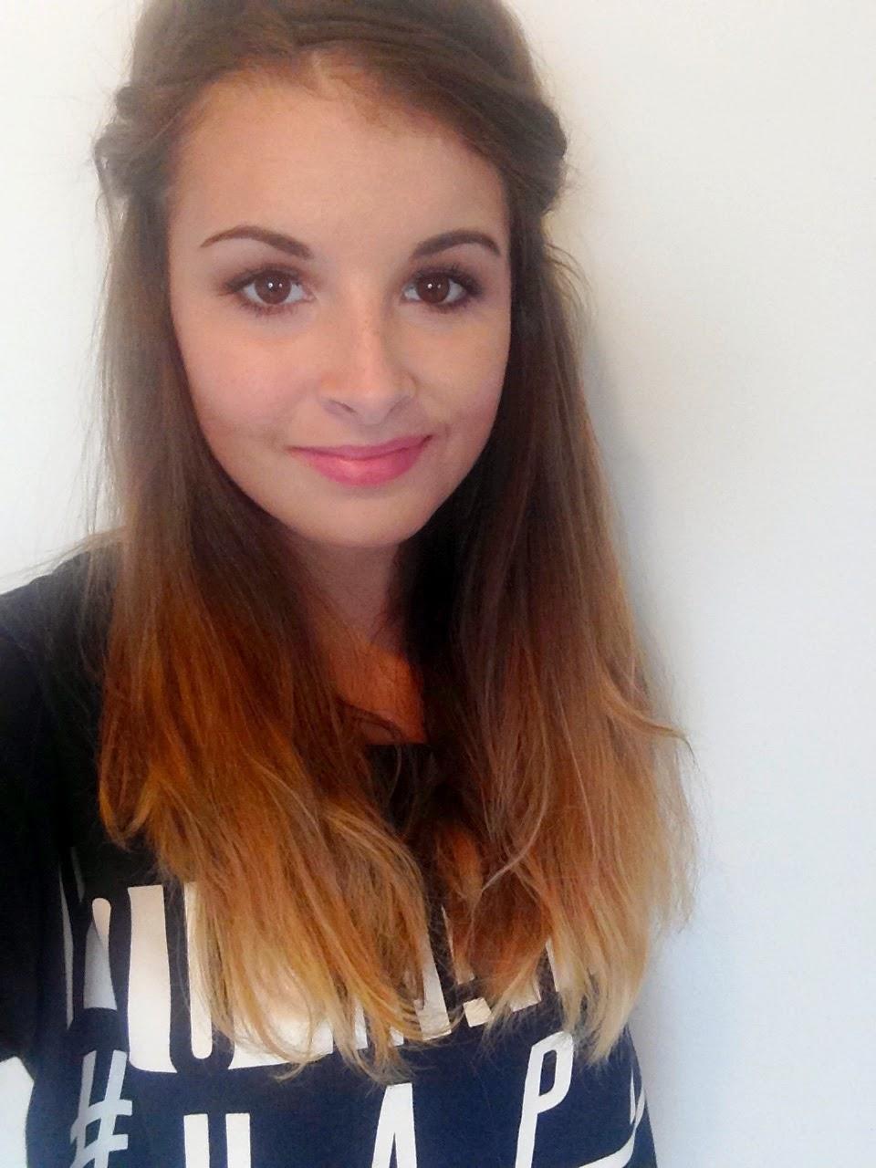 Le blog d 39 oc ane back to school 2 deux coiffures pour la rentr e - Coiffure pour la rentree ...