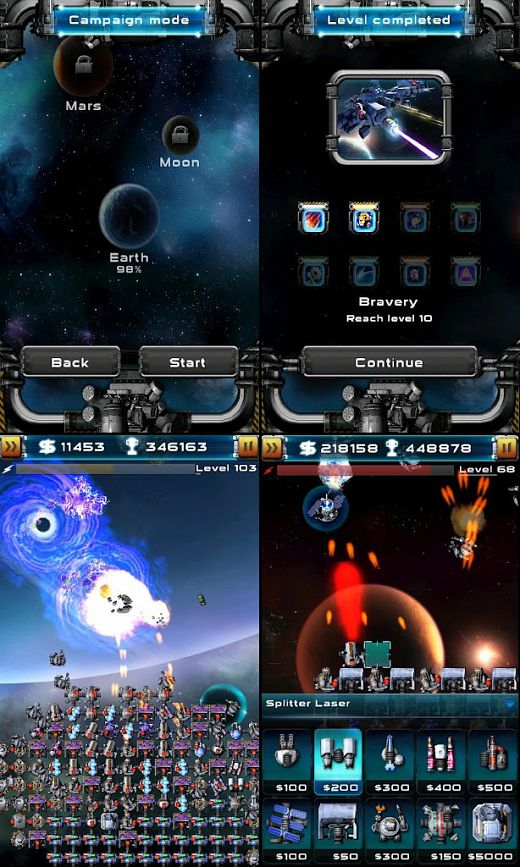 Asteroid Defense 2 HD v2.0.5 FULL ANDROID-P2P
