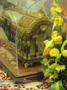 Septiembre - Visita de las Reliquias de Santa Teresita del Niño Jesús a la ciudad de Arequipa