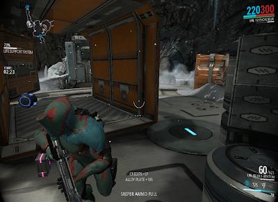 Warframe - Survival Mission