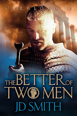 LATEST RELEASES: The Better of Two Men by JD Smith