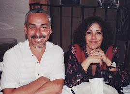 Con Susana Casarin