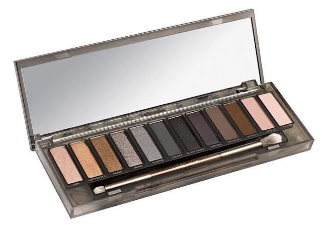 Paleta Urban Decay Naked Smoky
