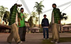 manhas de gta san andreas para pc de gangues