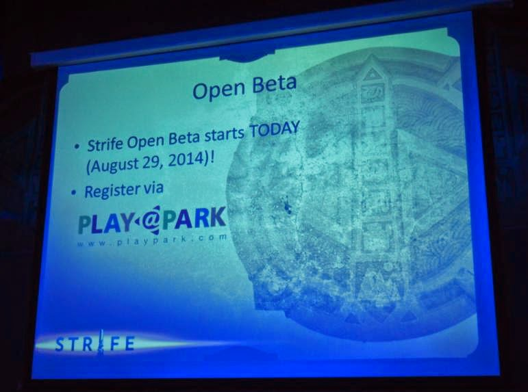 Strife by S2 Games Now In Open Beta