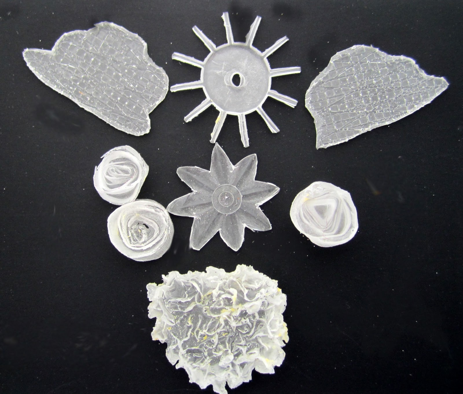 clear casting resin instructions