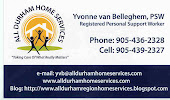 All Durham Home Services in Durham and Clarington for House Cleaning, Home/Personal Care etc.
