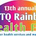 13th Annual LBTQ Rainbow Health Fair - save June 25th!