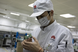Huawei fabricará smartphones no Brasil
