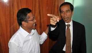 Jokowi Marah Pada TvOne