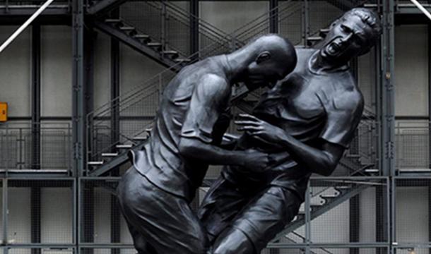El 'cabezazo' de Zidane se hizo inmortal en Paris