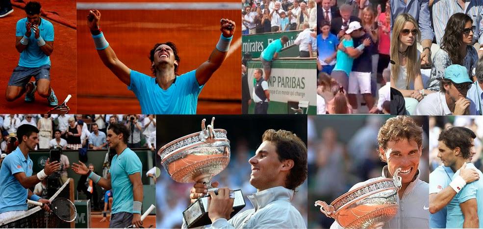 Rafael Nadal, París, Roland Garros, Philippe Chatrier, Copa Mosqueteros