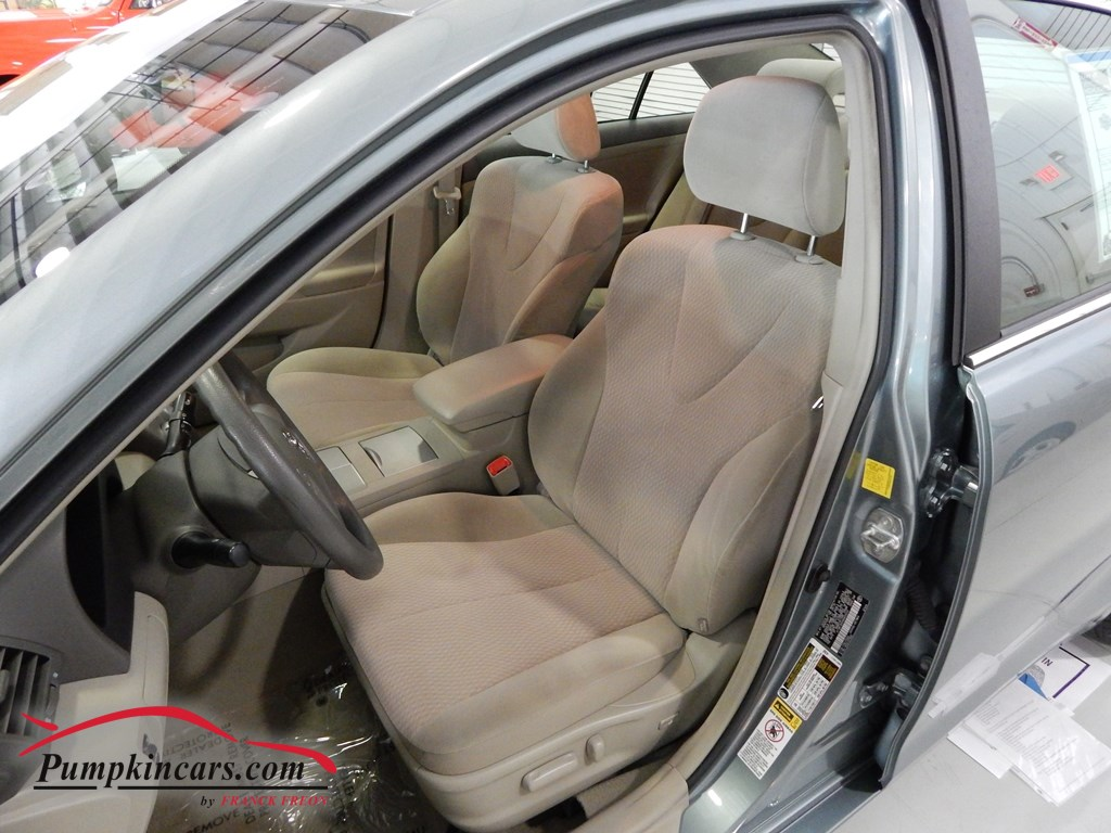 Pumpkin Fine Cars And Exotics 2011 Toyota Camry Le Interior This Beautiful Reliable Sedan Features A Classy Light Green Exterior With Tan Cloth Options Include Cd Player Mp3 Connector Satellite Radio