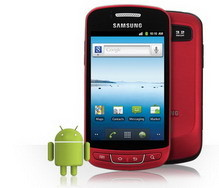 Samsung Admire with Android Gingerbread for Cellular South