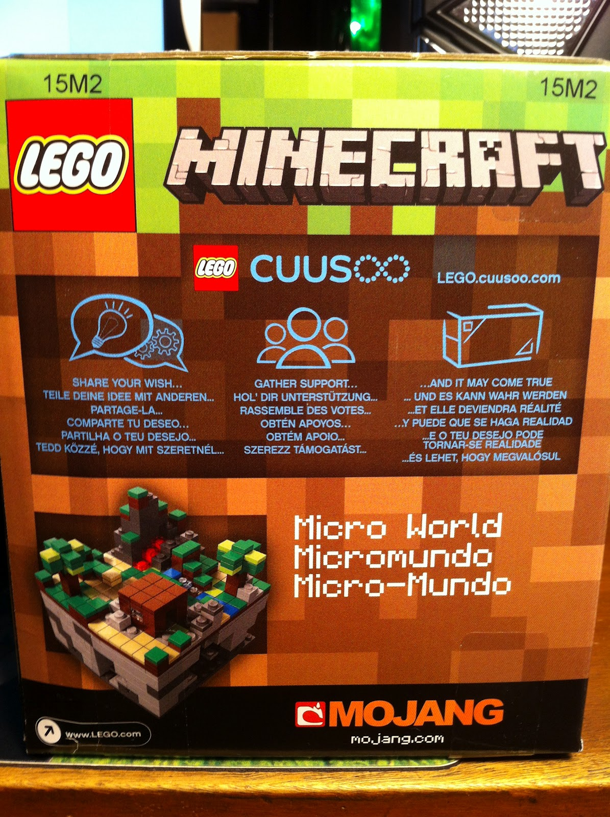Cyco collectables minecraft lego arrives minecraft sweet and awesome