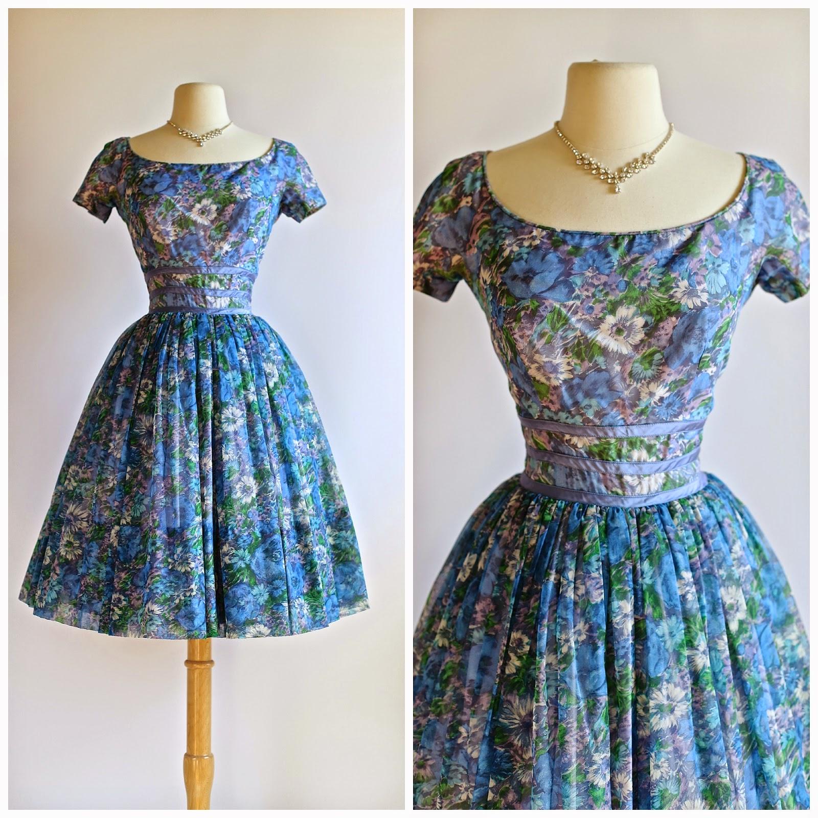 Xtabay Vintage Clothing Boutique - Portland, Oregon: February 2015
