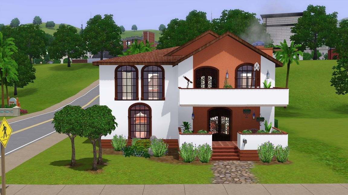 Kaela Kreations  Danisa   A 2 Bedroom Mediterranean Style Home