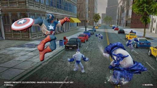 disney infinity 2 0 marvel super heroes system requirements