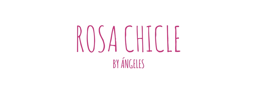 Rosa Chicle by Ángeles