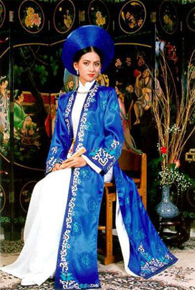 Vietnamese Wedding Dress 12 Marvelous The style of the