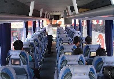 Menyewakan Bus Pariwisata di Bandung Harga Murah dan Nyaman
