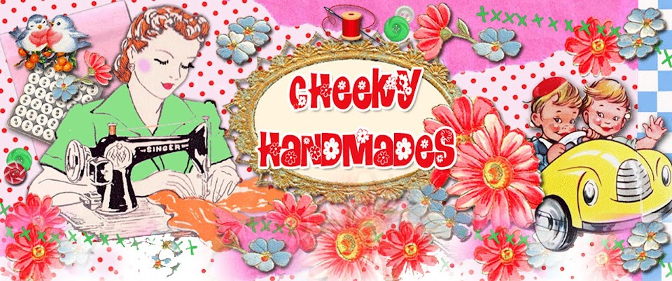 cheeky handmades