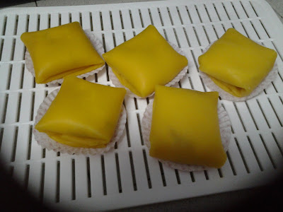 Durian Crepe Kak Sue