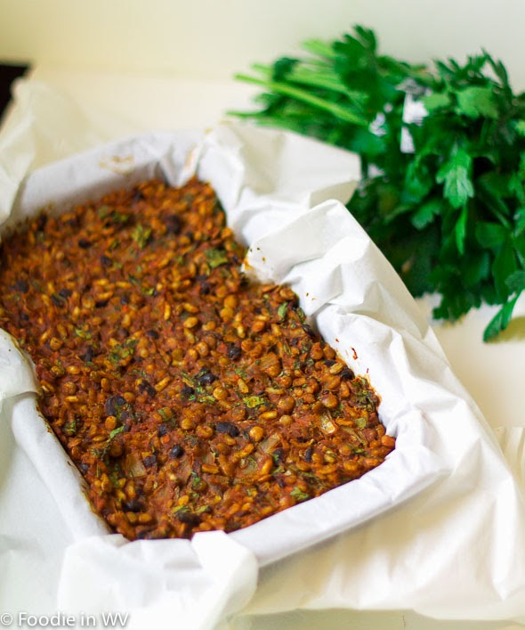 Click for Recipe for Curried Lentil and Rice Loaves