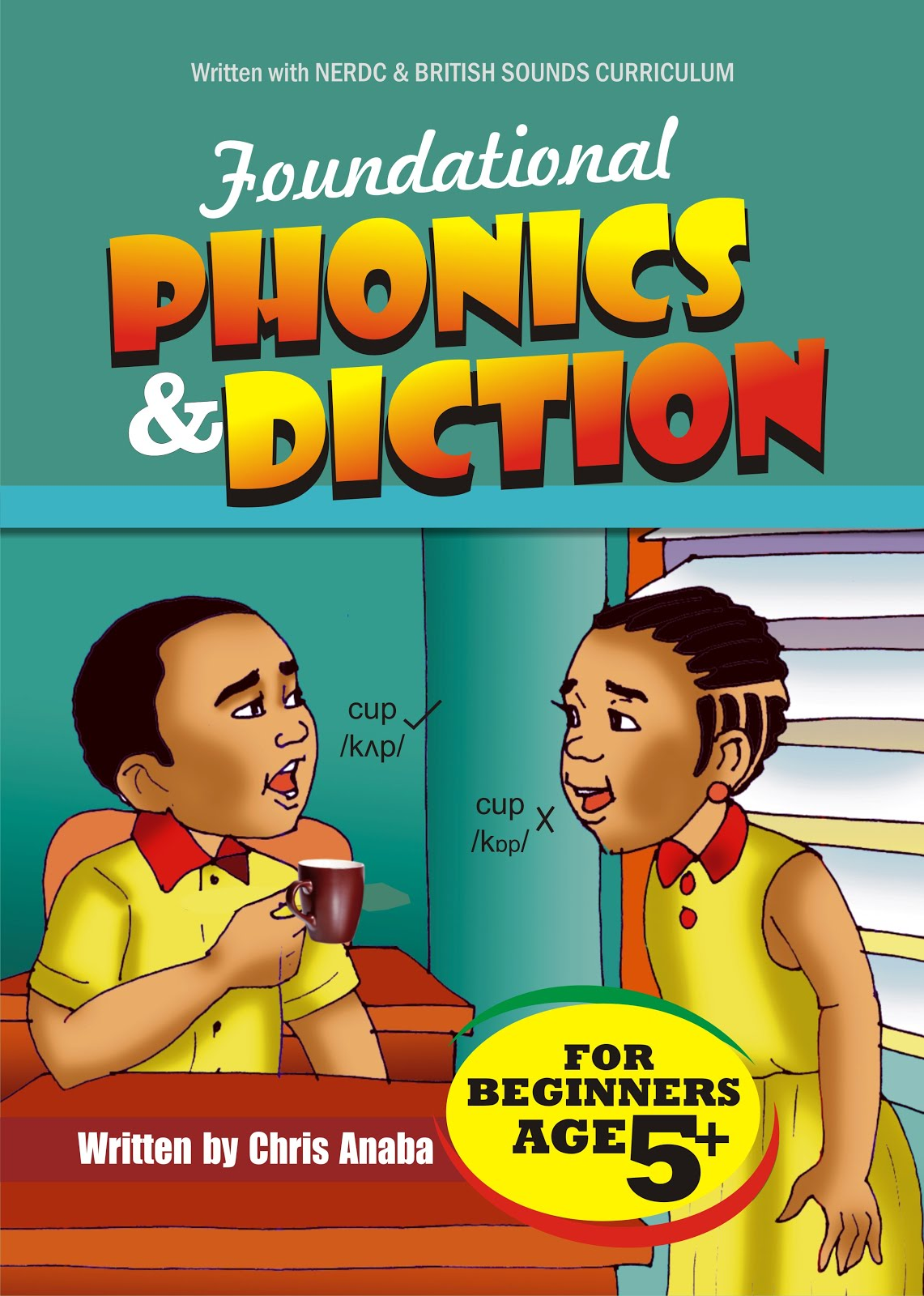 COMING SOON: Foundational Phonics and Diction by Chris Anaba