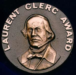 laurent clerc Louis laurent marie clerc (26 december 1785 - 18 july 1869) was a deaf teacher and co-founder, with thomas hopkins gallaudet, of the first school for the deaf in north america, the hartford asylum for the education and instruction of the deaf and dumb (now the american school for the deaf), the oldest existing school for the deaf in north america.