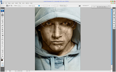 Текстура кожи в Adobe Photoshop9