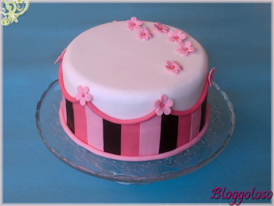 Cake Design Genova : Bloggoloso: Corso base di cake design - Genova 11 giugno 2011