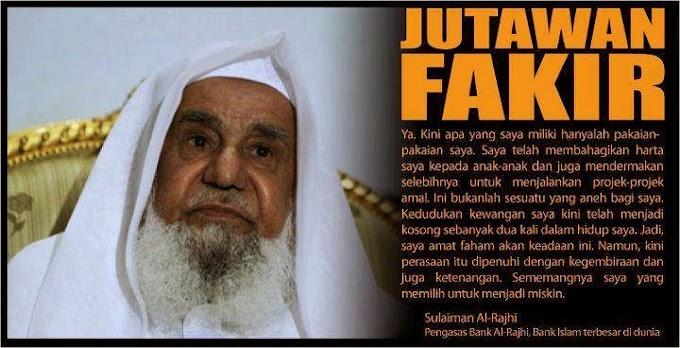Temubual inspirasi Pengasas Al-Rajhi
