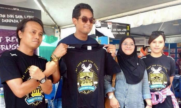 Transformasi Sosial Belia Bebas Dadah, Drug Free Youth Association